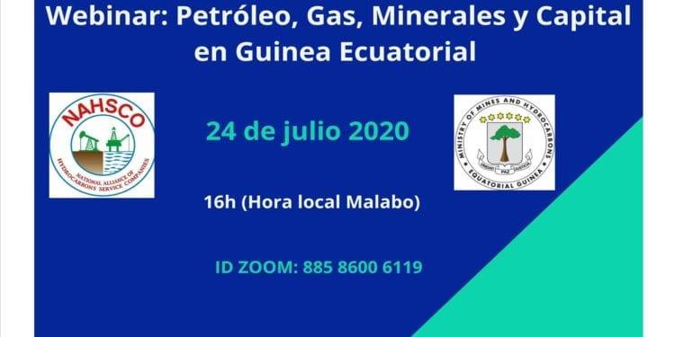 Venezuela participará como país invitado en el webinar sobre Petroleo, Gas, Minerales y Capital en Guinea Ecuatorial