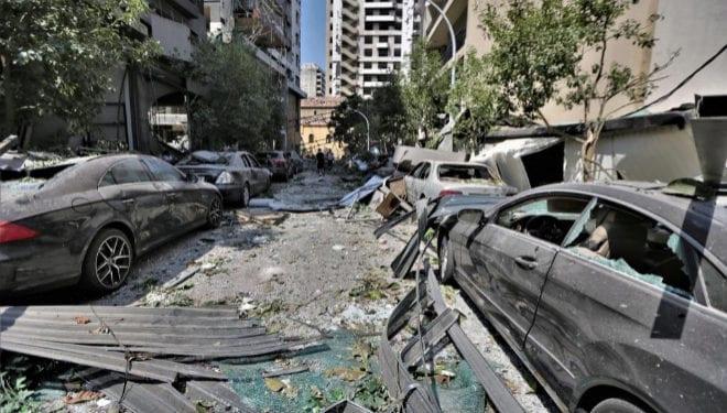 Líbano vive un día de luto con más de cien muertos tras una explosión