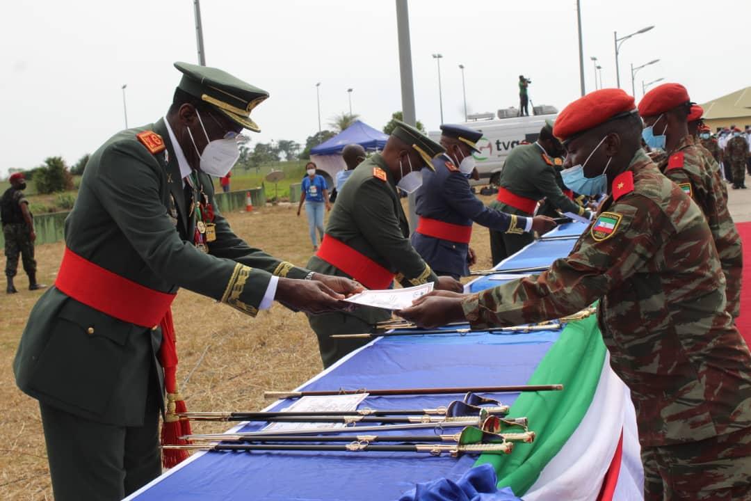 Guinea Ecuatorial celebra en Ekuku, el XLI Aniversario del Golpe de Libertad a la sombra de la COVID-19