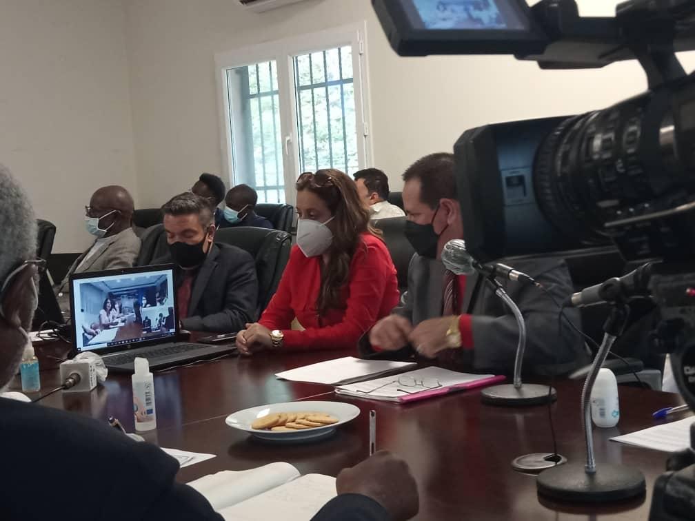 Cuba facilitará a Guinea Ecuatorial el protocolo de uso de JUSVINZA para los pacientes de coronavirus