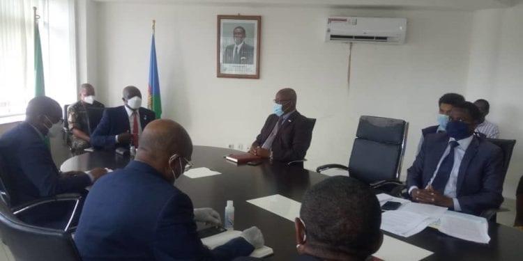 Salomón Nguema Owono pide rigor y firmeza al comité técnico de vigilancia y respuesta al coronavirus