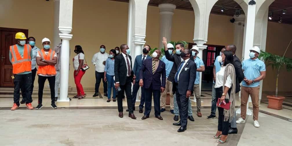El Centro Cultural Ecuatoguineano de Malabo reabrirá sus puertas el dia 1 de septiembre