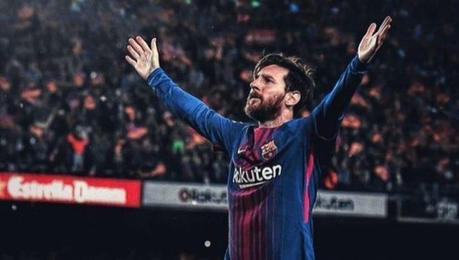 Que alguien le diga a Messi que aunque seas Messi hay que saber irse de una empresa