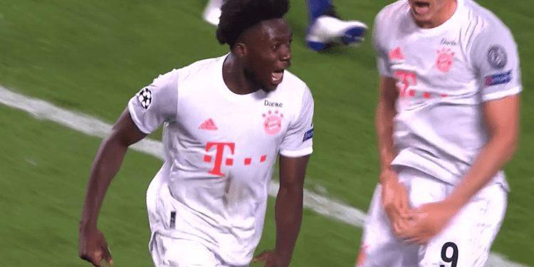Cómo Alphonso Davies, del Bayern Munich, pasó de luchar por su vida a luchar por la Champions