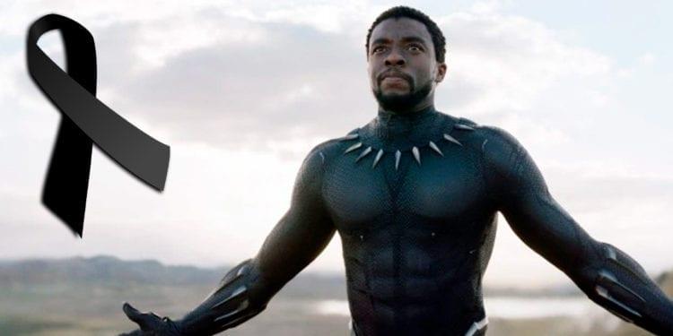Fallece Chadwick Boseman, intérprete de Black Panther, por un cáncer