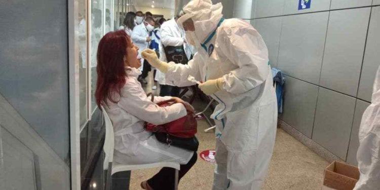 Guinea Ecuatorial realizará pruebas PCR a los viajeros