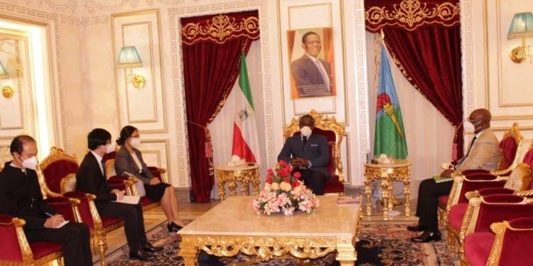 Guinea Ecuatorial y China caminan de la mano en la lucha contra el Covid-19