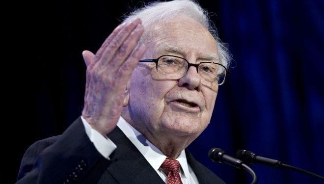 El multimillonario Warren Buffett. BLOOMBERG NEWS EXPANSION