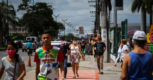 Una ciudad de Brasil podría haber alcanzado la inmunidad de grupo para el Covid