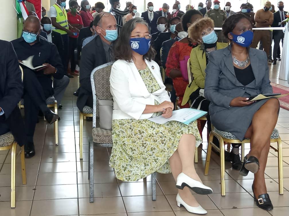 PNUD y Gobierno apuestan por la tecnología para la prevención de la covid-19