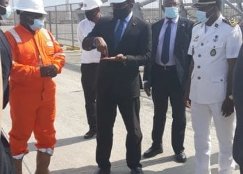 El puerto de Bata será el punto para las operaciones Petroleras y Mineras de la parte continental del país