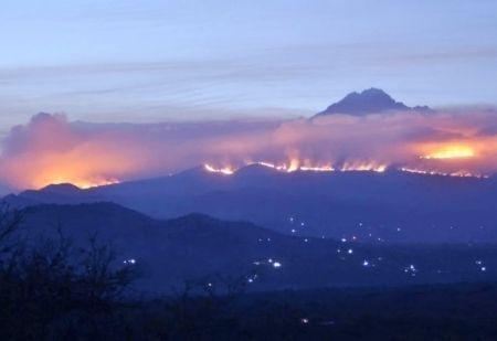 Incendio en el Kilimanjaro: Tanzania se moviliza