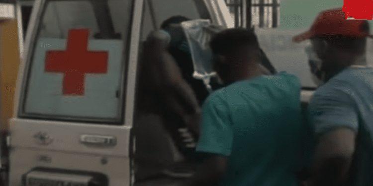 Un niño de 4 años resulta herido grave tras ser atropellado por un autobús en el barrio San Valentín