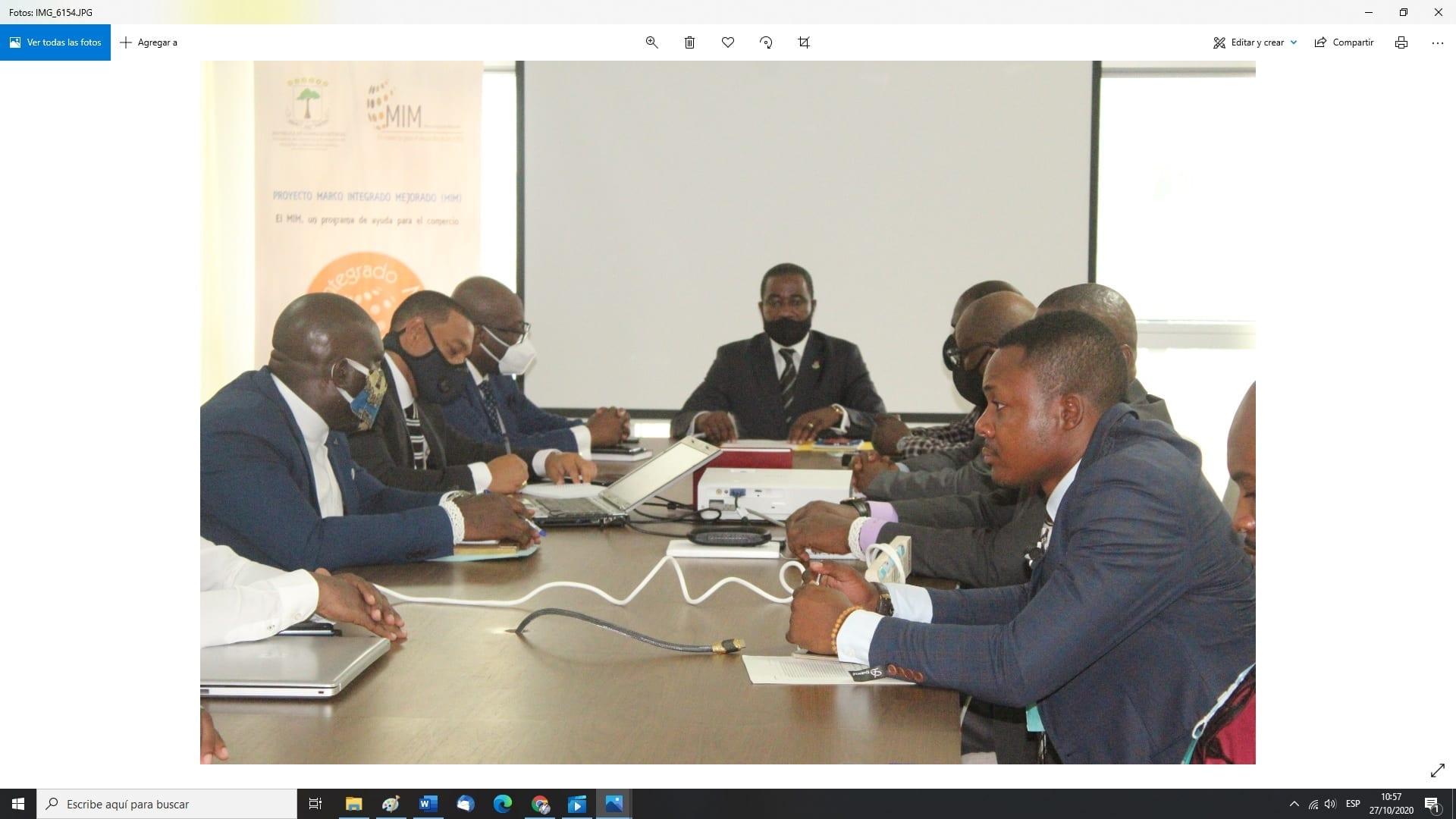 El proyecto del MIM organiza un seminario dedicado a empresarios y personal técnico del Ministerio de Comercio.