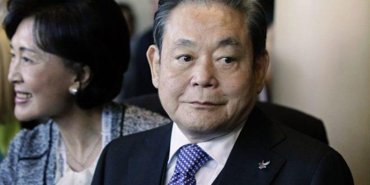 Fallece el presidente de Samsung, Lee Kun-hee, el hombre más rico de Corea del Sur