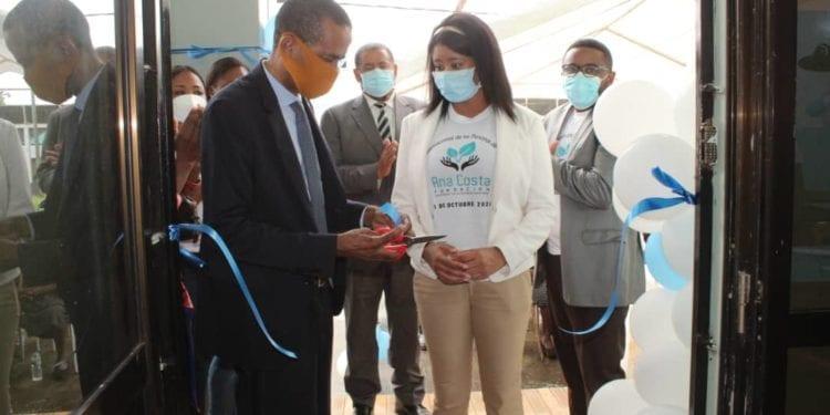 La Fundación Ana Costa, inaugura su primer comedor social en Malabo