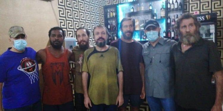 Liberados los cinco rehenes secuestrados por piratas en embarcaciones ecuatoguineanas.