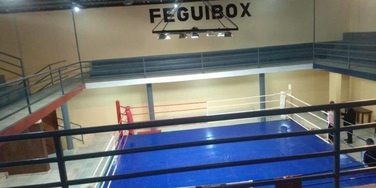 Gran velada de Boxeo con ocasión al 12 de octubre, Bata vs Malabo