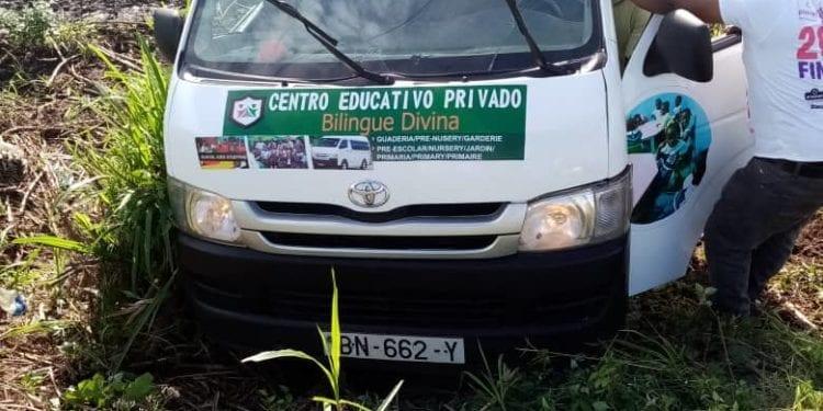 Evolución de los niños del accidente de autobús ocurrido en la carretera de Rebola
