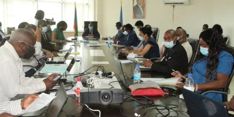 El Comité Técnico la lucha contra la covid-19 se reúne con las células multisectoriales