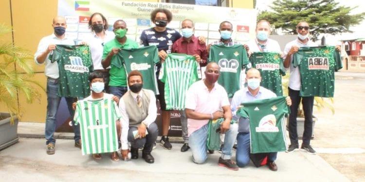 La Fundación Real Betis Balompié de Guinea Ecuatorial cierra la temporada 2019-2020