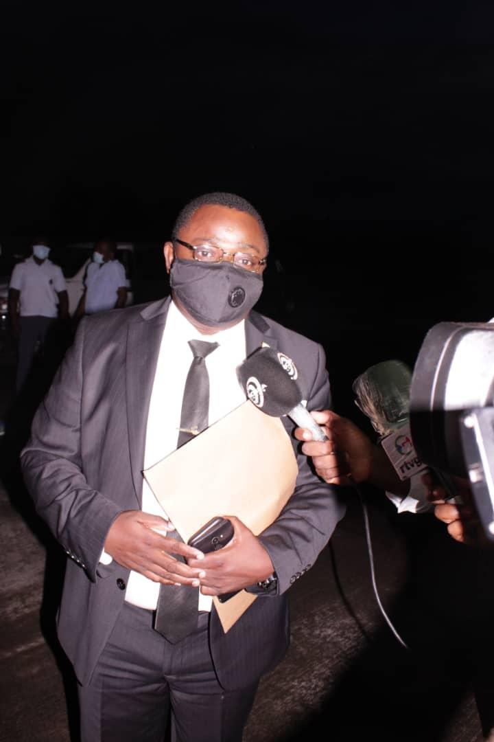Ya están en Malabo, los cinco marineros raptados el 9 de mayo en aguas de Guinea Ecuatorial