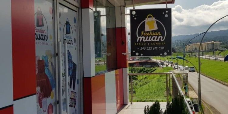 FASHION MUAN una nueva tienda de moda infantil abre sus puertas en la ciudad de Malabo