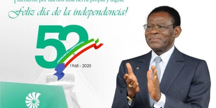Mensaje de felicitación de Gepetrol por el día de la Independencia de Guinea Ecuatorial