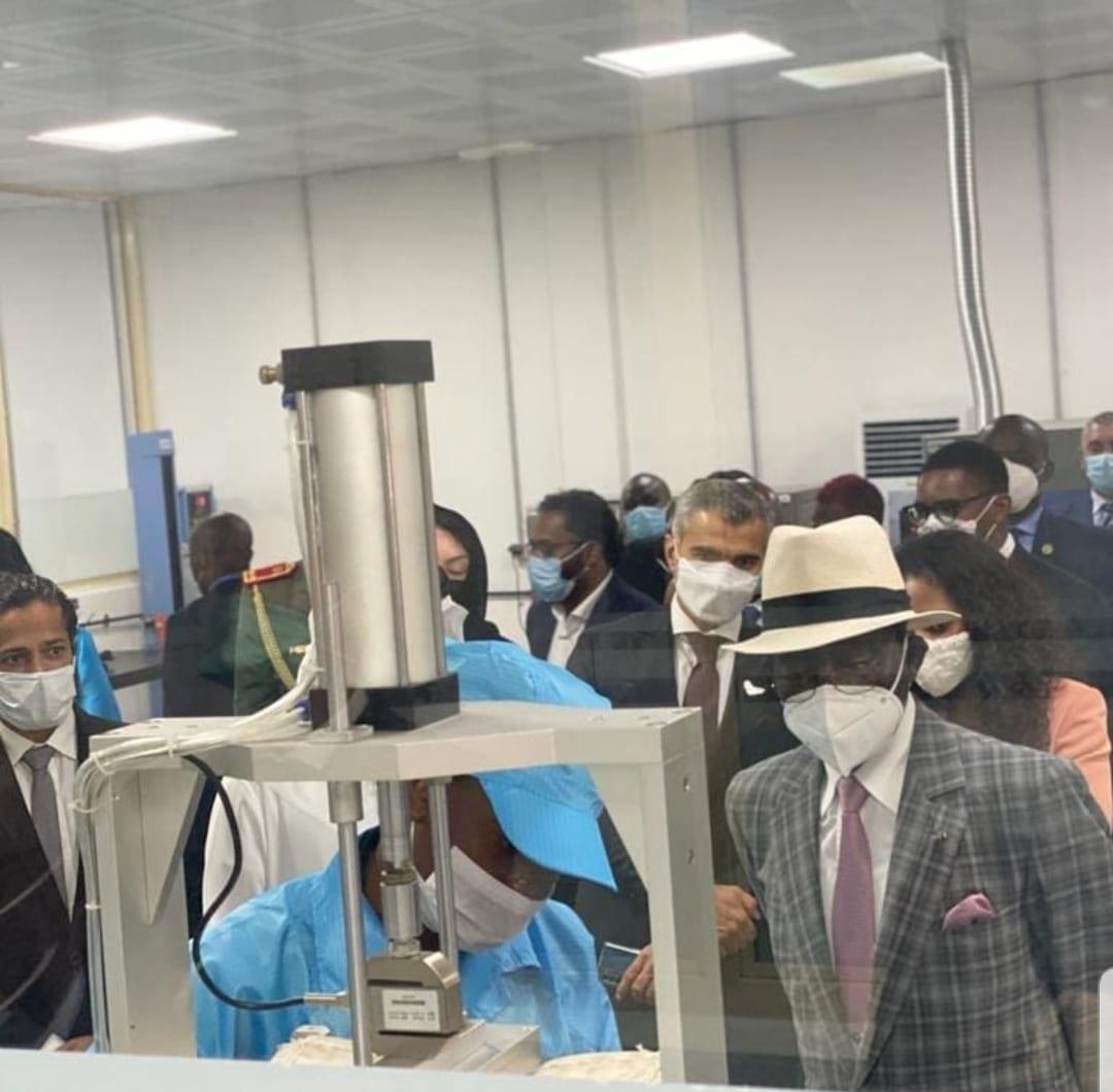 Guinea Ecuatorial ya cuenta con la primera empresa de ensamblaje de dispositivos electrónicos
