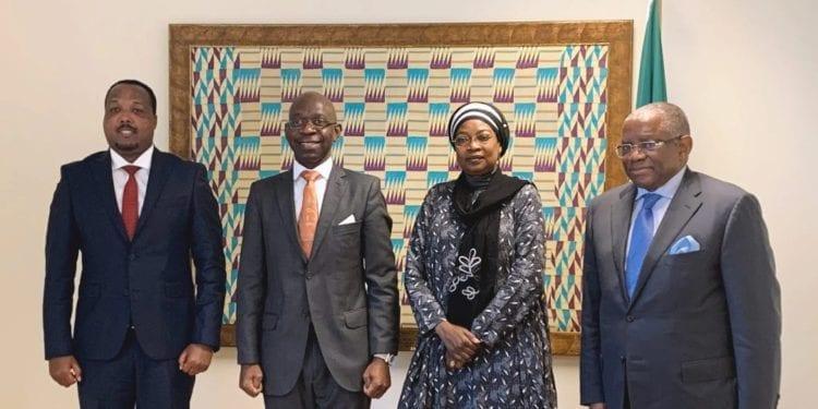 El Director de la Oficina de Cooperación Sur-Sur y Triangular llegará a Malabo en las próximas semanas