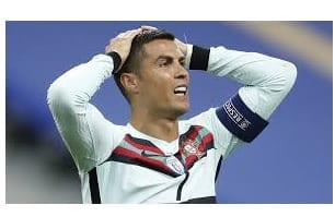 Cristiano Ronaldo da positivo por coronavirus