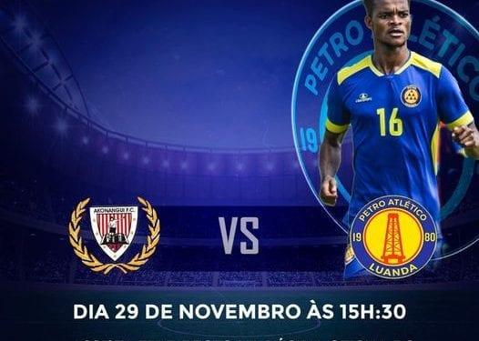 El Akonangui FC, ya está listo para la ida ante el Petro Atlético de Luanda de Angola