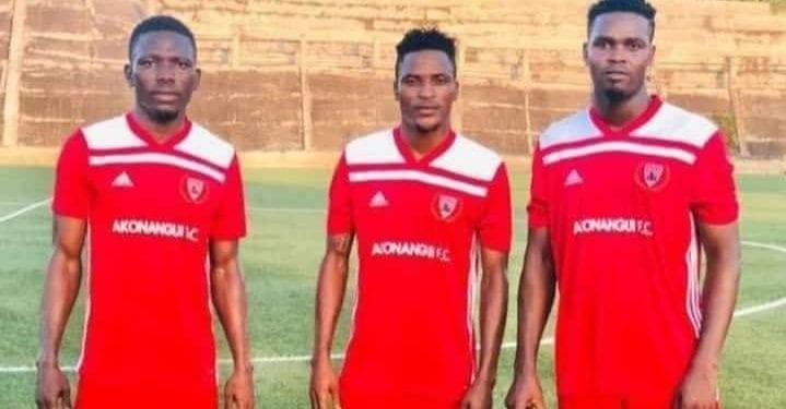 El Akonangui FC, ficha a tres internacionales con Benín