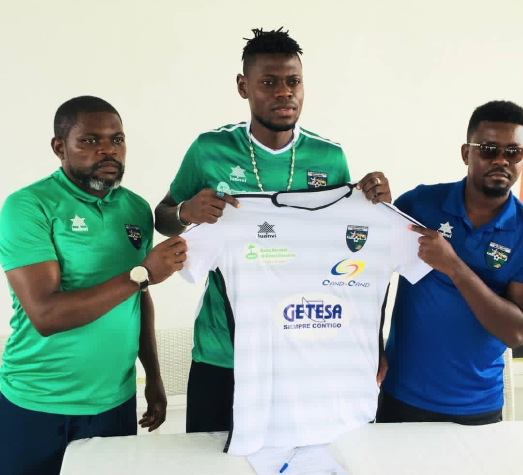 Diez fichajes para reforzar el equipo Deportivo Mongomo FC
