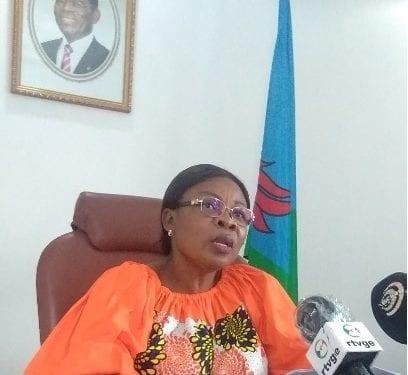 La Ministra de AA. SS condena la violencia contra la mujer y la niña en todas las dimensiones en GE