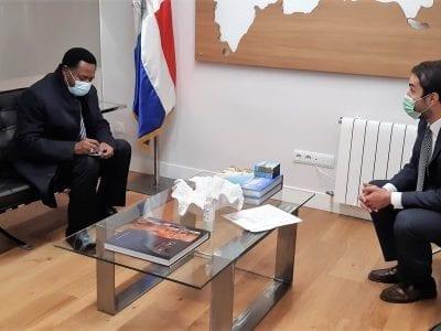 Guinea Ecuatorial desea establecer una Cámara de Comercio en Madrid, España