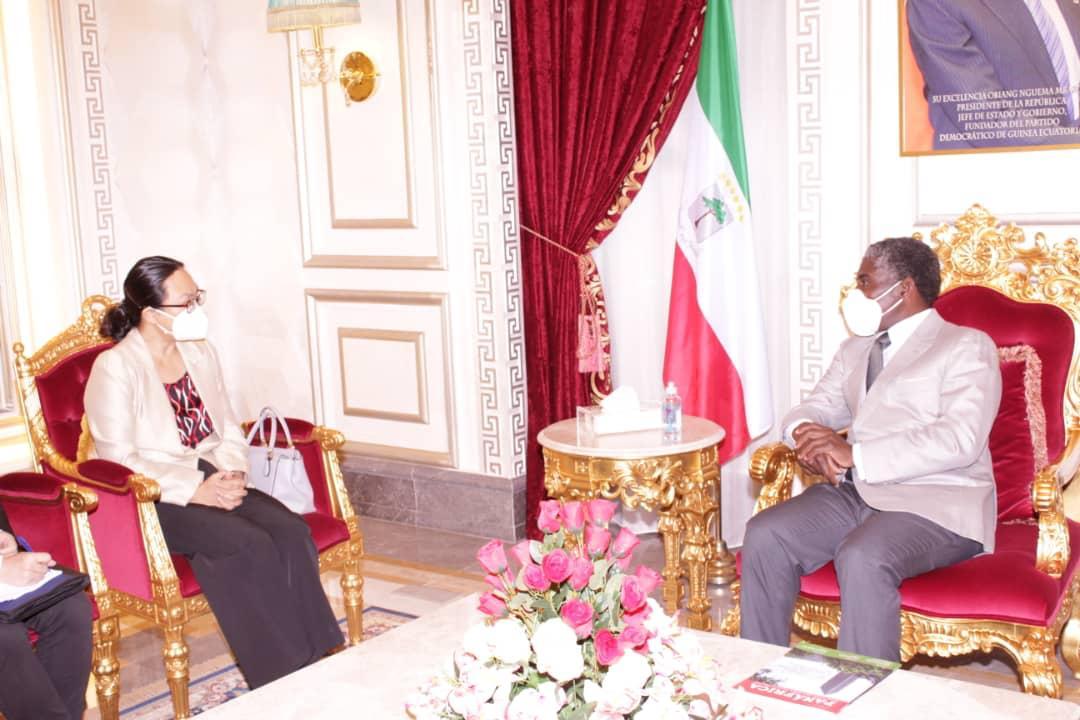Estados Unidos y China unen esfuerzos con Guinea Ecuatorial en su lucha contra la piratería Marítima en el Golfo de Guinea y el coronavirus
