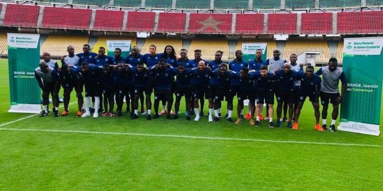 El Futuro Kings empata a uno contra la Selección Local de Camerún