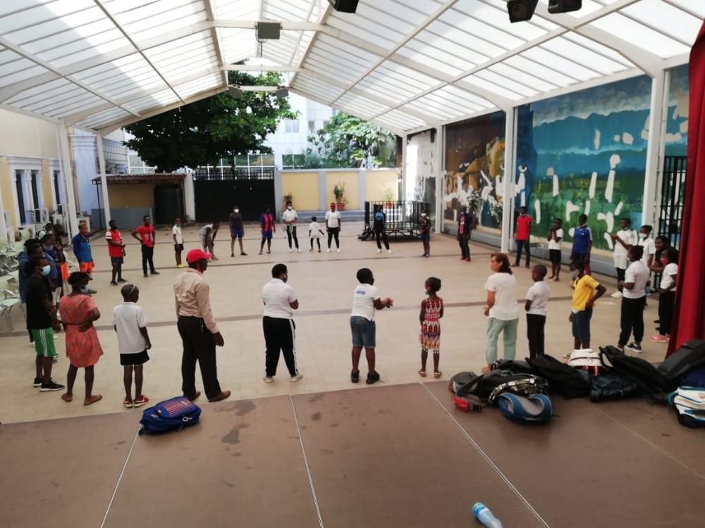 El CCEG clausura los talleres artísticos dedicados a los niños con discapacidad