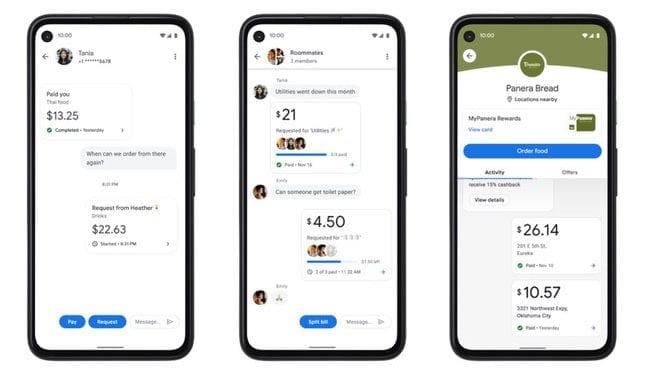 La nueva actualización de Google Pay convierte la aplicación en un centro de pagos y presupuestos financieros