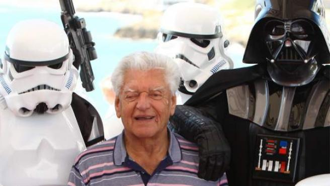 Muere David Prowse, el actor que interpretó a Darth Vader en Star Wars