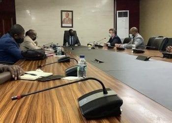 La empresa TOTAL prevé resolver el tema de escasez de combustible en Malabo dentro de 3 días