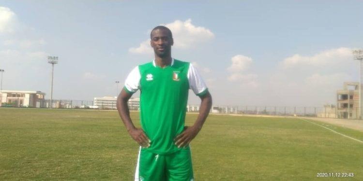 """""""Queremos darle a nuestra afición la ilusión que siempre esperan de nosotros"""" (Pedro Obiang, mediocentro Nzalang Nacional)."""