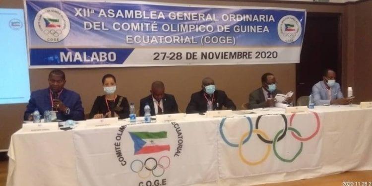 """""""Es el momento para cimentar un cambio de buena gobernanza en el sector deportivo de nuestro país"""". (Manuel Sabino Asumu Cawan, Presidente del Comité Olímpico de Guinea Ecuatorial)"""