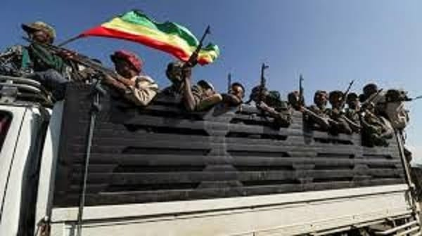 Conflicto en Tigray: ya en guerra con el ejército etíope, el TPLF ataca Eritrea