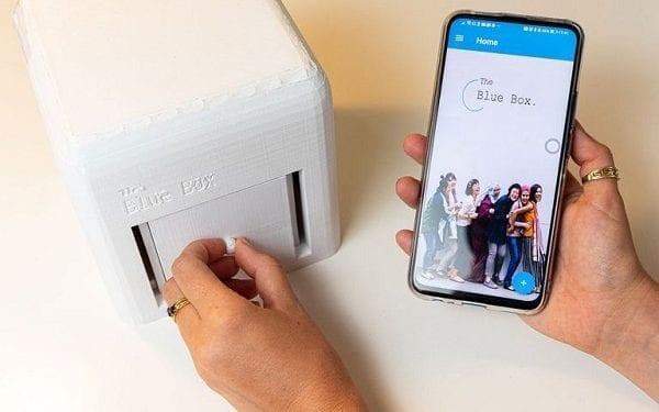 Todo sobre 'The Blue Box': el dispositivo para detectar el cáncer de mama con la orina