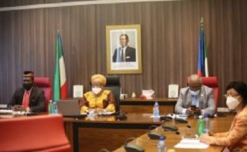 Reunión por videoconferencia de la tercera Comisión de AP-CPLP