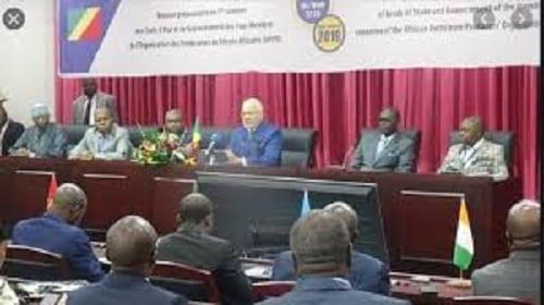 La Organización de los Países Productores de Petróleo de África traslada su sede a Brazzaville
