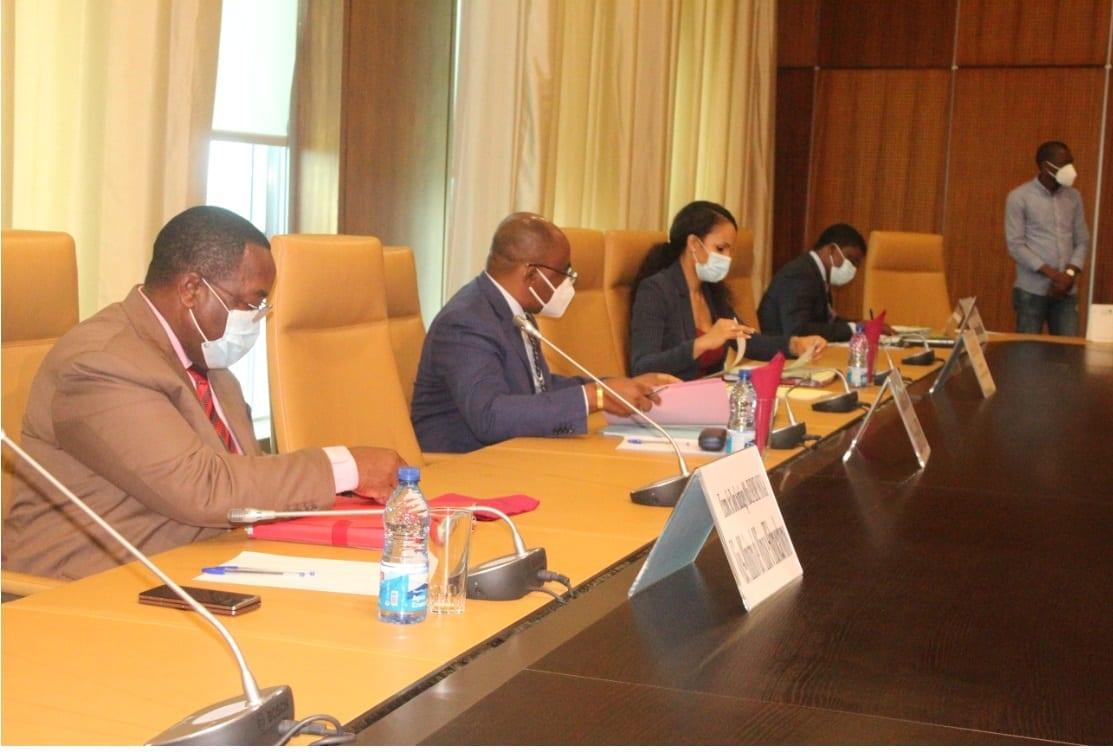 El Comité Nacional Económico y Financiero analiza la situación económica, monetaria y financiera de Guinea Ecuatorial