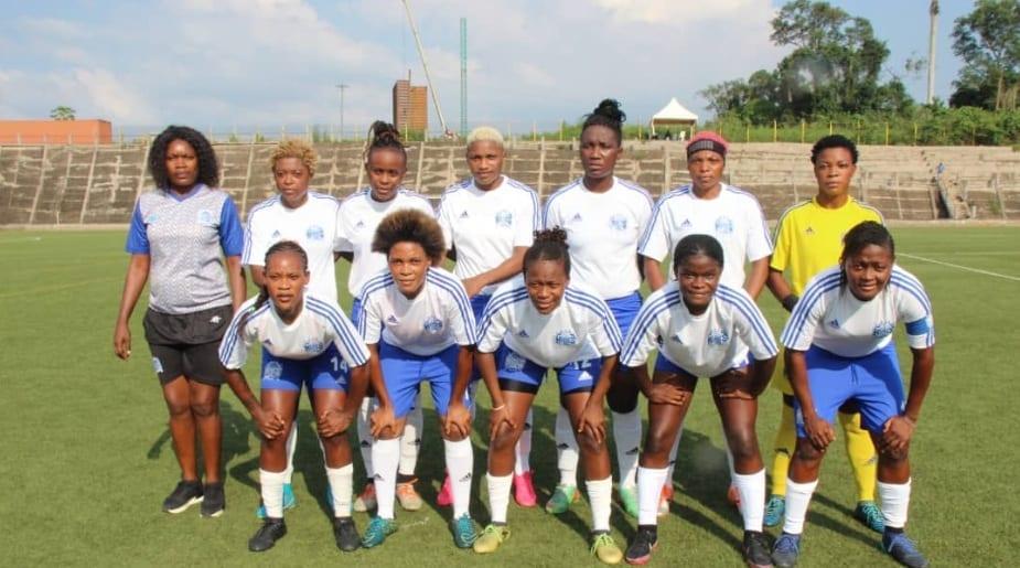 El Malabo Kings femenino suma tres victorias consecutivas de su pretemporada en Camerún